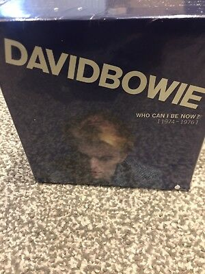 David Bowie - Who Can I Be Now? (1974-1976) - New 12 CD Box Set