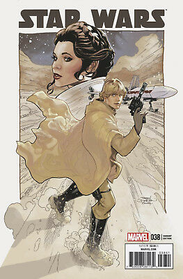 STAR WARS (2015) #38 Terry Dodson VARIANT Cover 1:50