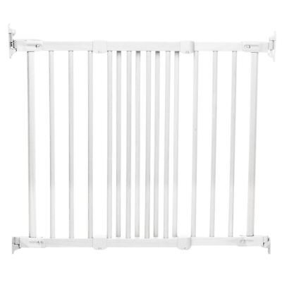 Babydan Flexi Fit Wooden Baby Gate Inside And Outside Door Frame