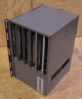 Sterling TF-75 75k Btu Forced Air Natural Gas Furnace Heater Ceiling Mounted