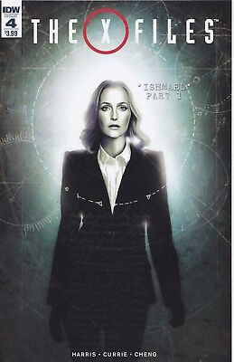 X-FILES (2016) #4 New Bagged