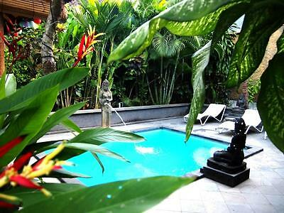 Bali bargain 3 bed, pool villa in CENTRAL  Seminyak: price for max. 6 guests!!!!