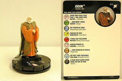Heroclix - #014 Odin - Thor Ragnarok Movie Set