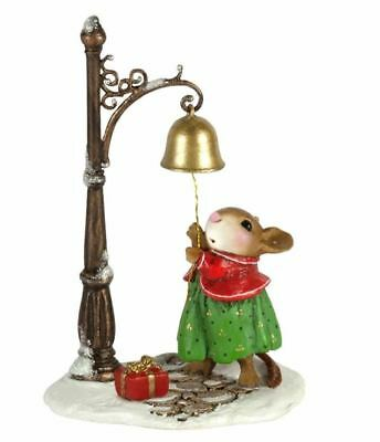 Wee Forest Folk M-627 Ringing in Christmas!