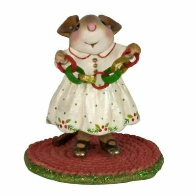 Wee Forest Folk M-631 Christmas Crafter