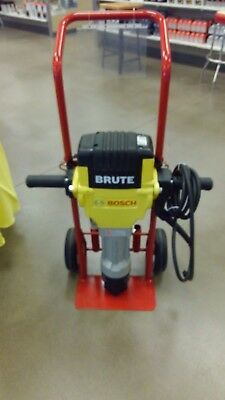 Bosch BH2760VCB Breaker Hammer with cart hauler and 2 bits