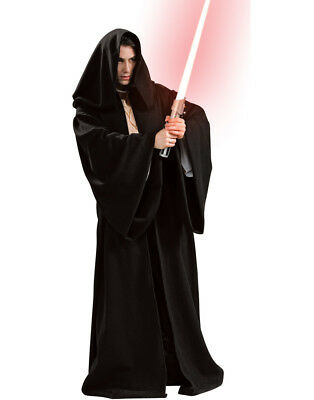 Star Wars Deluxe Hooded Sith Robe Adults Costume Accessory