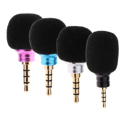 Portable Mini Digital Stereo Microphone Wireless for Recorder Mobile Phone