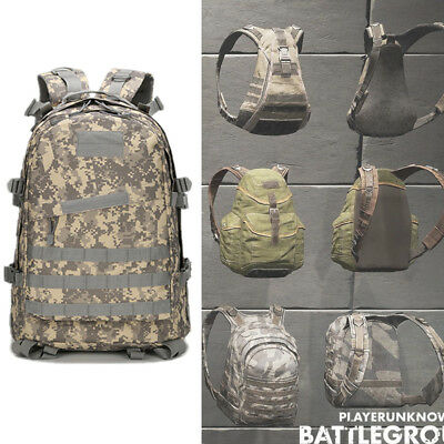 Playerunknown's Battlegrounds Level 3 Backpack knapsack Pack Cosplay Accessories