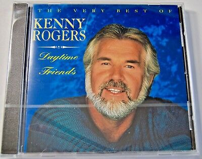 Kenny Rogers - Daytime Friends (NEW CD SEALED) Very Best Of / Greatest Hits