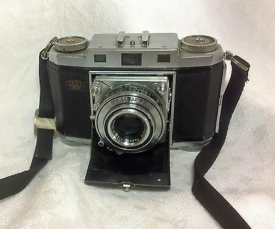Zeiss Ikon Opton  f2.8  TESSAR Made in Germany - Quality Optics