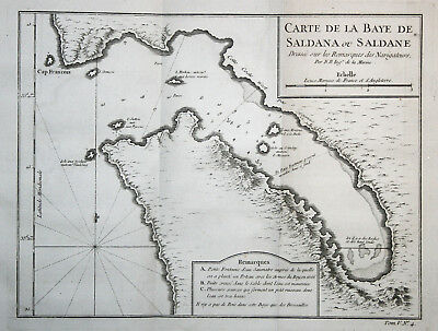 Saldanha Bay - South Africa - Bellin 1746-57
