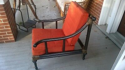 Tommi Parzinger Mid Century Modern MCM Pavilion Collection Chair Willow & Reed