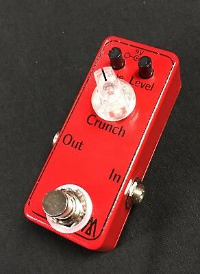 Ayral Audio Crunch Overdrive Pedal