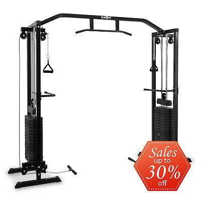 Multi Gym Equipment Power Station Multifunction Steel Cable Pull Weight Fitness