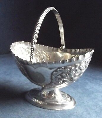 SUPERB Ornate ~ Bon Bon BOWL from Alfred HITCHCOCK'S ~ 'COBURG Hotel' ~ c1900