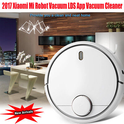 Original Xiaomi Smart Vacuum Cleaner Intelligent Sensors System Path Robot New