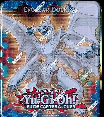 Tin Box Yu-Gi-Oh! 2012 Vague 1- Évolzar Dolkka