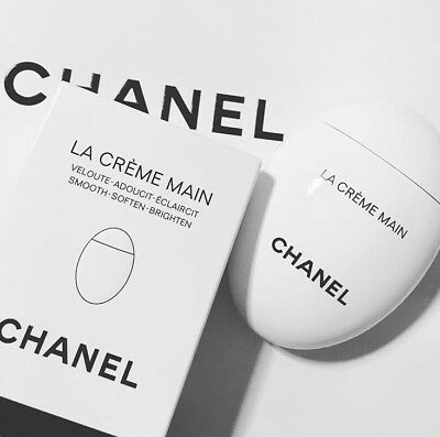 Chanel La Creme Main Hand Cream Brand New Fall 2017 Christmas