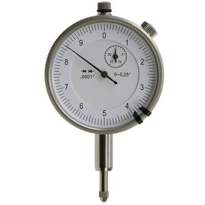 "Micron Dial Indicator 0.25""/0.0001"" Super High Precision AGD 2 Anytime Tools"
