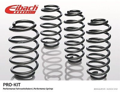 Eibach Pro Kit Lowering Springs Fiat 124 Spider (348_) Abarth 1.4 (03/16 > )
