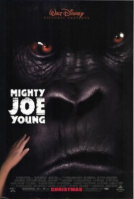Mighty Joe Young -  original DS movie poster - D/S 27x40