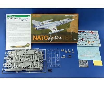 EDUARD 1196 NATOfighter F-104G Starfighter in 1:48 LIMITED EDITION