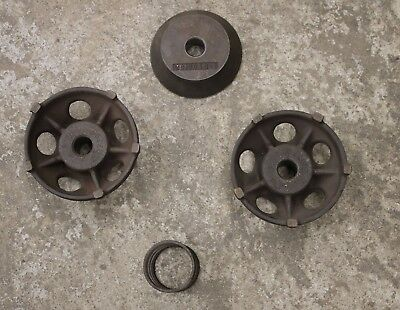 4 Piece Truck Adapter Set for Brake Lathe RELS Van Norman FMC Ammco Aamco #2