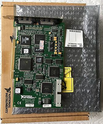 National InstrumentsPCI-7344 4-Axis, Stepper/Servo Motion Controller, NI-Refurb