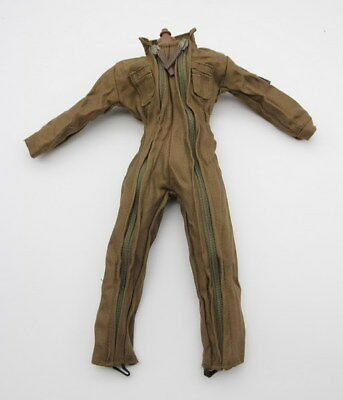 "1/6 Scale Uniforms Coveralls Military Tactical 12"" Fit Toys B005 Body"