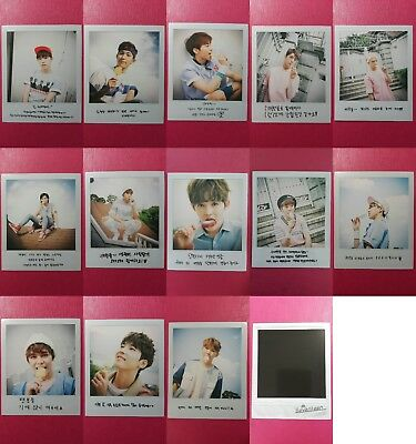 LOT of 13 SEVENTEEN Official PHOTOCARD #1 VERY NICE 1st Repackage Album Full Set