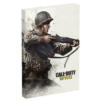 Call of Duty WWII Lösungsbuch Engl. Hardcover Collectors Edition Guide NEU&OVP