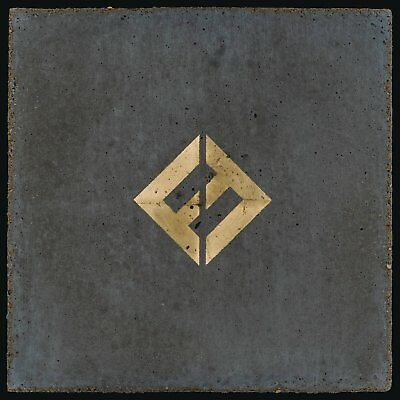 Foo Fighters - Concrete and Gold [CD] New & Sealed