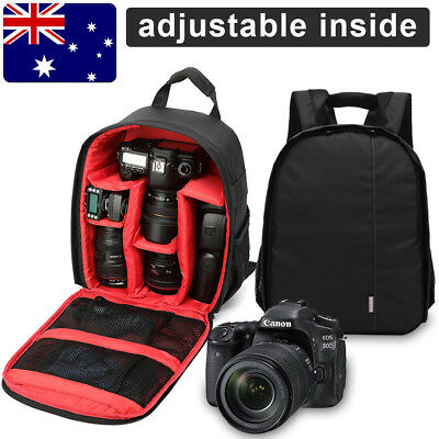 2017 SLR DSLR Lens Camera Bag Carry Case For Nikon Canon EOS Sony Olympus Cover