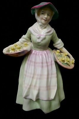 "Royal Doulton ""Daffy Down Dilly"" Figurine  HN 1712"