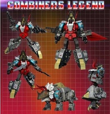 Gcreation Shuraking Srk-05 Hammer Aka Slag Transformers Nuovo New