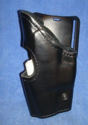 Glock 17 19 22 23 Safariland Holster LH 295-83-620BL Mid Ride Level2 #69