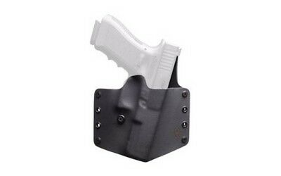 Black Point Tactical 100101 Belt Holster OWB Glock 19/23/32 Black