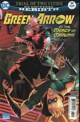 Green Arrow (5th Series) #34A NM Stock Image