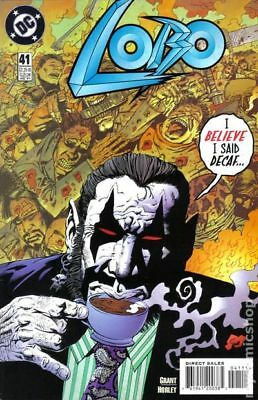 Lobo (2nd Series DC) #41 1997 FN/VF 7.0 Stock Image