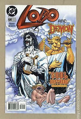 Lobo (2nd Series DC) #64 1999 FN/VF 7.0