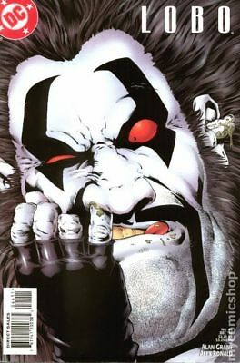 Lobo (2nd Series DC) #46 1997 FN 6.0 Stock Image