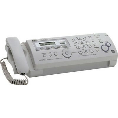 Panasonic KX-FP215 Plain Paper Fax/Copier Digital Answering System Gray