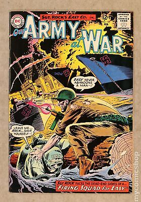 Our Army at War #139 1964 VG/FN 5.0