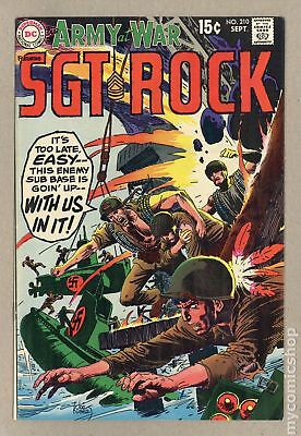 Our Army at War #210 1969 VF/NM 9.0