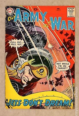 Our Army at War #77 1958 VG/FN 5.0