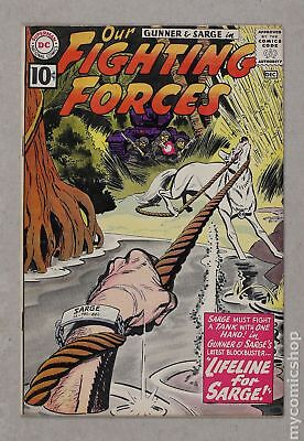 Our Fighting Forces #64 1961 FN 6.0