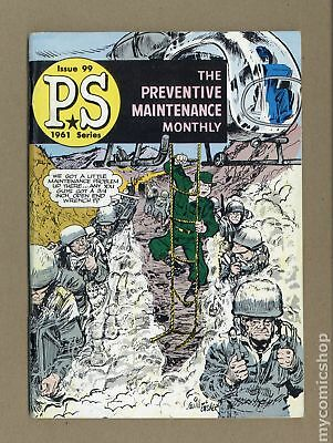 PS The Preventive Maintenance Monthly #99 1961 VG+ 4.5