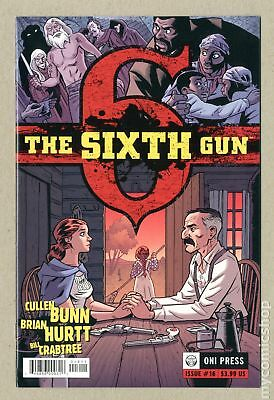 Sixth Gun (Oni Press) #16 2011 VF- 7.5