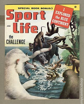 Sport Life Magazine (Official) Vol. 2 #2 1955 FN+ 6.5